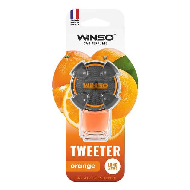 Ароматизатоор WINSO Tweeter Orange - 1