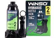 Домкрат гідравлічний пляшковий WINSO 170200 2т 148-278мм - 1