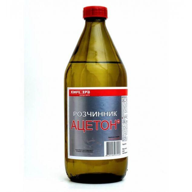 Ацетон+ ХИМРЕЗЕРВ 1л - 1