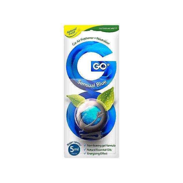 Ароматизатор Elix GO GEL Blue - 1