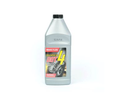 Автохимия в Днепре - Тормозная жидкость Супер Дот-4 440гр