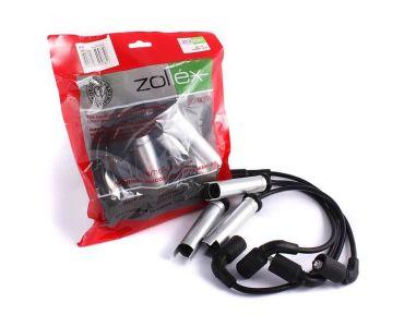 Провода зажигания - Zollex Комплект проводов зажигания Daewoo Lanos (ZPD6S) -
