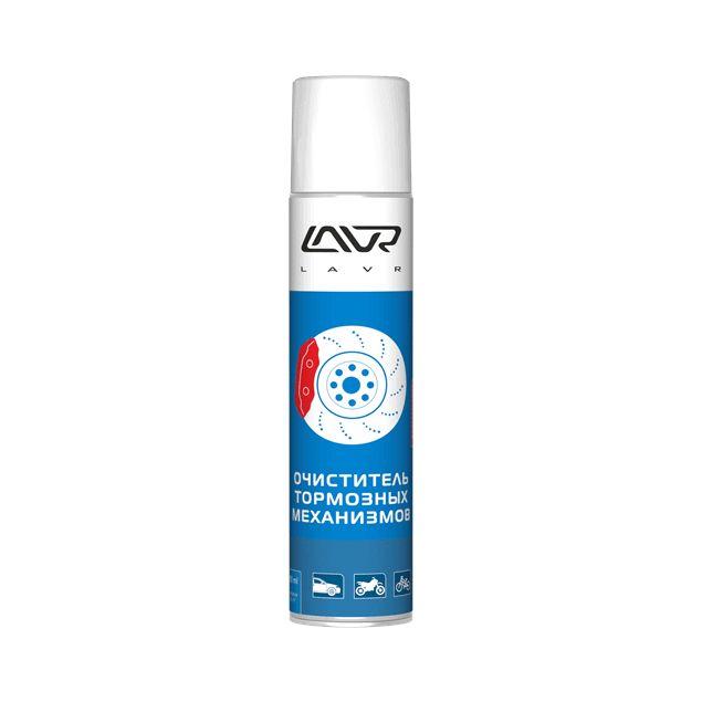 Очиститель тормозных механизмов LAVR 400мл - 1