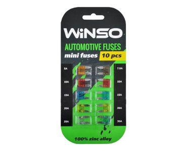 Инструменты в Днепре - Предохранители Winso мини 10 шт (155100)