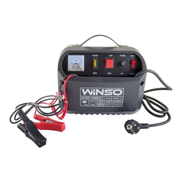 Зарядное устройство для АКБ Winso 139500 - 5