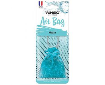 - Ароматизатор WINSO AIR BAG Aqua 530560 -