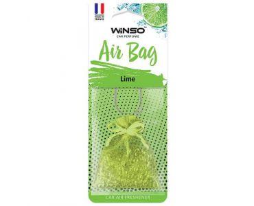 - Ароматизатор WINSO AIR BAG Lime 530540 -
