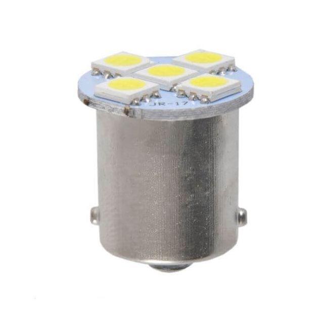 LED лампа Winso BA15s 12V SMD 5050 white 127520 - 2