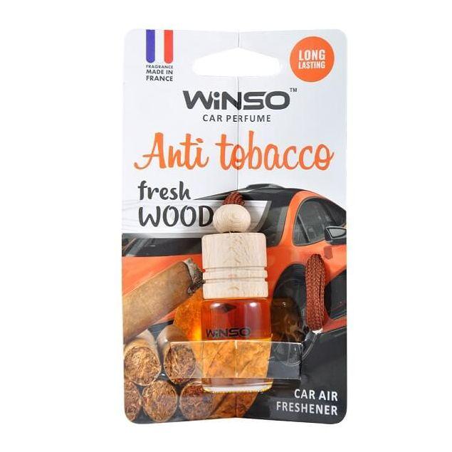 Ароматизатор Winso Fresh WOOD Anti Tobacco - 1