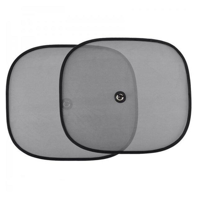 Солнцезащитные шторки WINSO для боковых окон 44х38см, 2шт. (144380) - 1