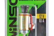 Прикуриватель автомобильный WINSO стандартный с подсветкой (210130) - 1