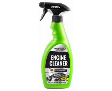 Очистители и промывки в Днепре - Очиститель поверхности двигателя WINSO Engine Cleaner 500 мл 810530