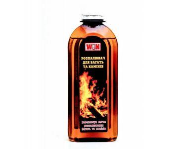 Технические жидкости - Разжигатель для костров и каминов WIN 0,25л - Технические жидкости