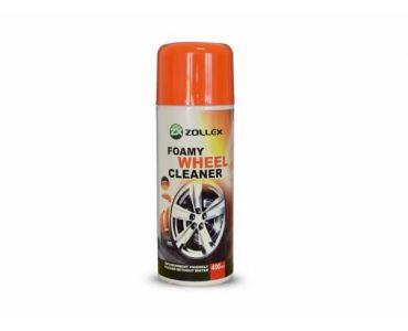 Автокосметика для коліс - Zollex Очищувач колісних дисків пінний BF040Z -