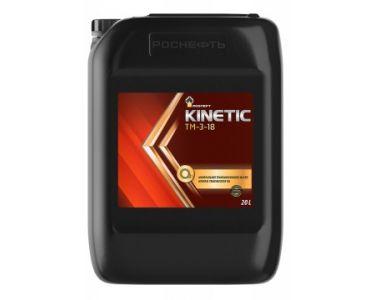 Трансмісійне масло - Масло трансмісійне Rosneft Kinetic ТМ-3-18 20л -