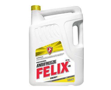 Охлаждающие жидкости в Днепре - Антифриз Felix Energy 10кг