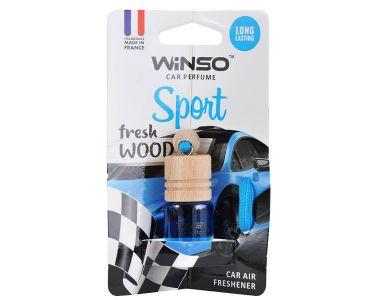 - Ароматизатор Winso Fresh WOOD Sport 530380 -