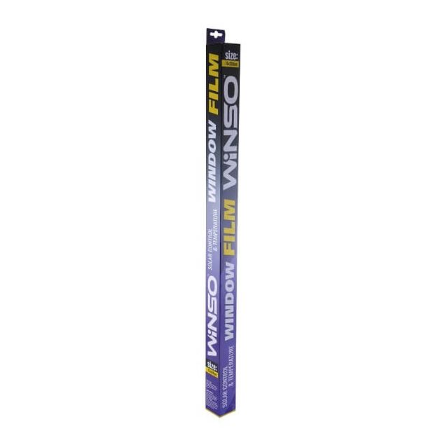 Тонировочная пленка Winso 75 х 300 см Super Dark Black 375330 - 1