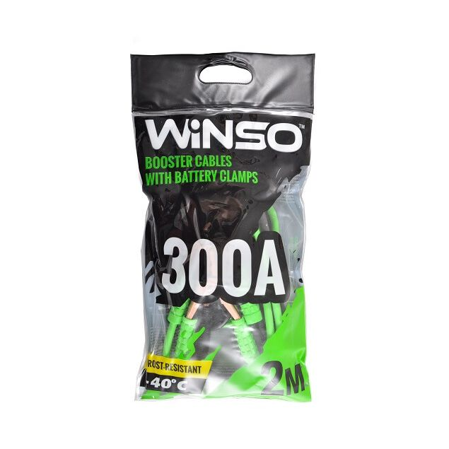Провода прикуриватели WINSO 300А 2м 138300 - 1
