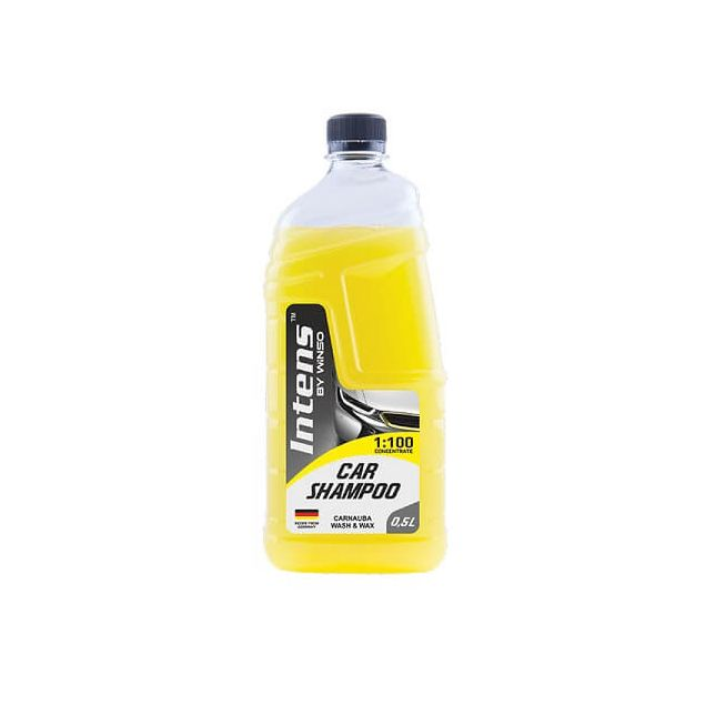 Автошампунь концентрат WINSO INTENSE Car Shampoo Wash & Wax 1л 810930 - 1