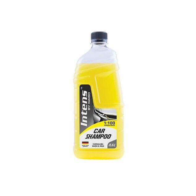 Автошампунь концентрат WINSO INTENSE Car Shampoo Wash & Wax 0.5 л 810930 - 1
