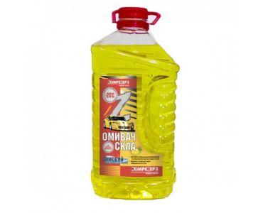 Омыватели стекла в Днепре - Омыватель стекла зимний -20 ХИМРЕЗЕРВ Лимон 4л