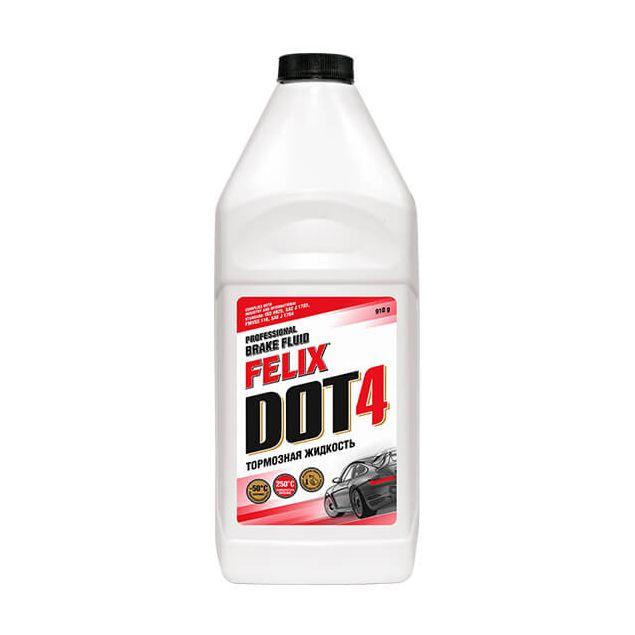 Тормозная жидкость Felix ДОТ-4 1л - 1