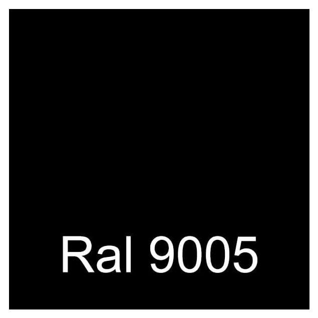 Вінсо Фарба акрилова,Spray 450ml.,чорний глянц.,(GLOSS BLACK/RAL9005) - 2