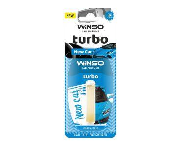 - Ароматизатор Winso Turbo New Car капсула 532730 -