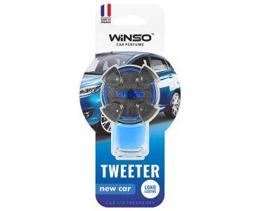 - Ароматизатоор WINSO Tweeter New Car -