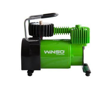 Автокомпрессоры - Автокомпрессор Winso с автостопом 124000 170Вт