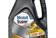 Масло моторне MOBIL SUPER 3000х1 5W40 4л - 1