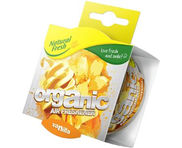 - Ароматизатор Elix Organic Can PURE with Lid Vanilla -