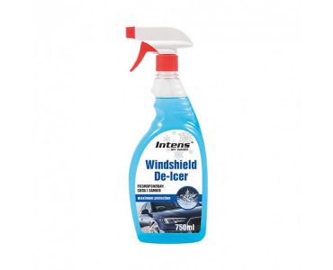 Очистители стекол - Размораживатель стекла и замков WINDSHIELD DE-ICER Winso750мл - Автокосметика для стекол
