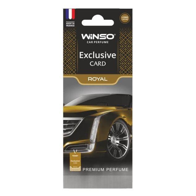 Ароматизатор Winso Exclusive Royal 533160 - 1