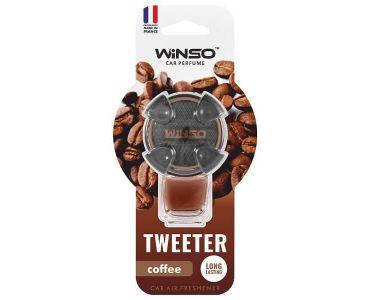 - Ароматизатоор WINSO Tweeter Coffee -