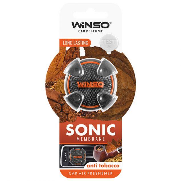 Ароматизатор Winso Sonic на дефлектор Anti Tobacco 531150 - 1