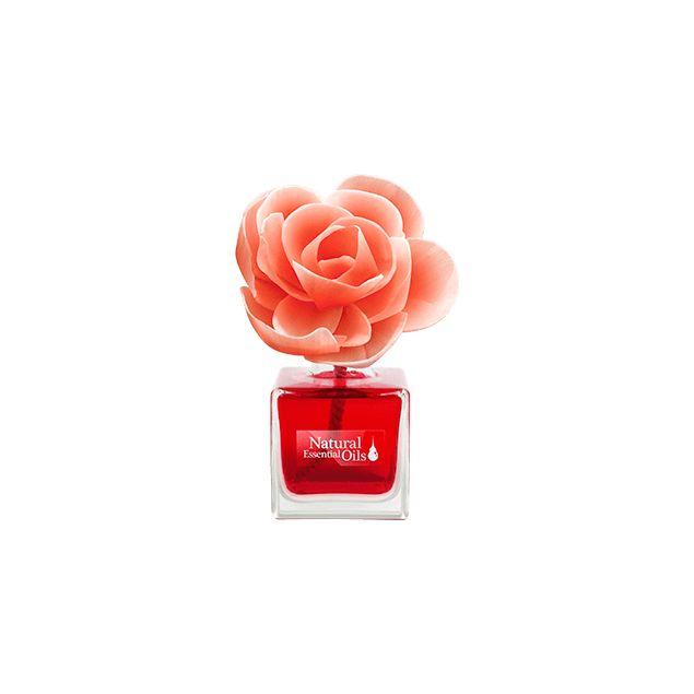 Аромадиффузор в форме розы Elix GB Red Rose - 5