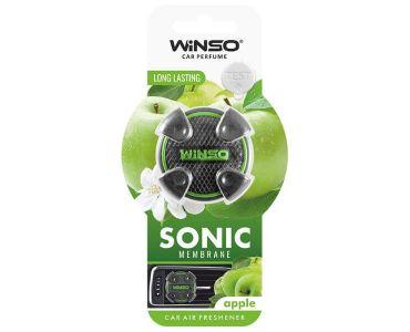 Ароматизатор в машину - Ароматизатор Winso Sonic на дефлектор Apple 531180