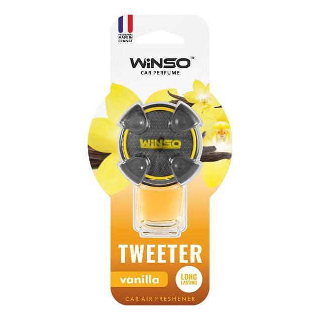 Ароматизатоор WINSO Tweeter Vanilla - 1