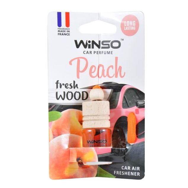Ароматизатор WINSO Fresh WOOD Peach 530650 - 1