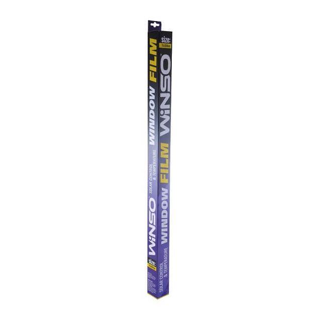 Тонировочная пленка Winso 75 x 300см Dark Black 375320 - 1