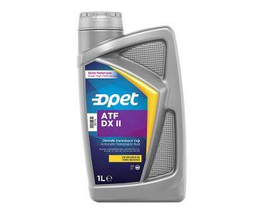 Трансмісійне масло - Масло трансмісійне Opet ATF DX II 1л -
