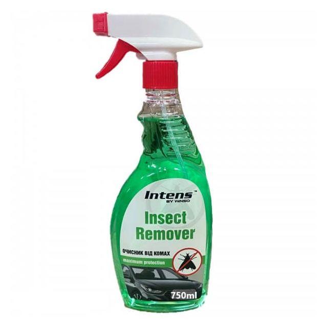 Очиститель от насекомых INSECT REMOVER Winso 750мл - 1