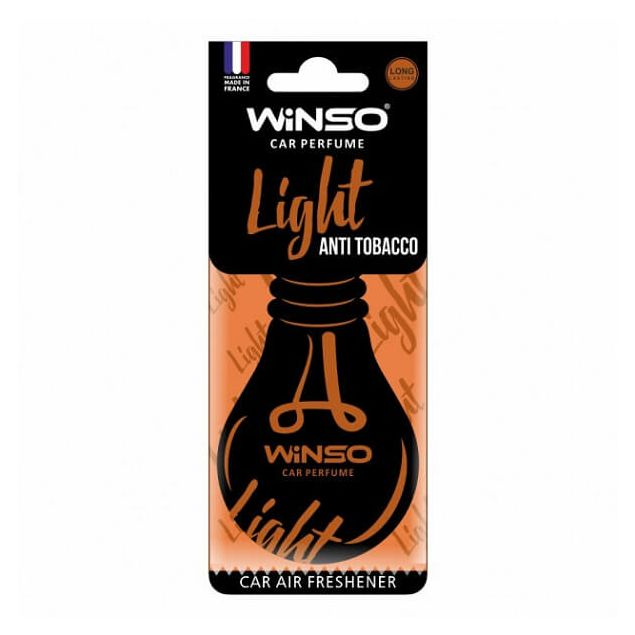 Ароматизатор Winso Light Anti Tobacco - 1