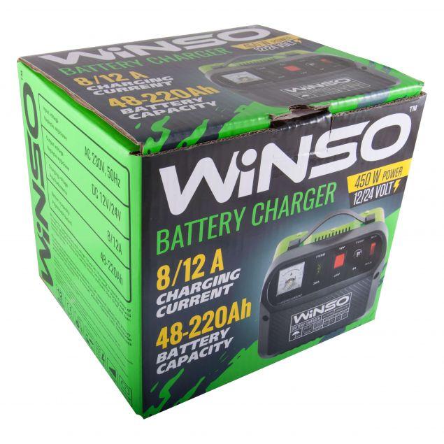 Зарядное устройство для АКБ Winso 139500 - 2