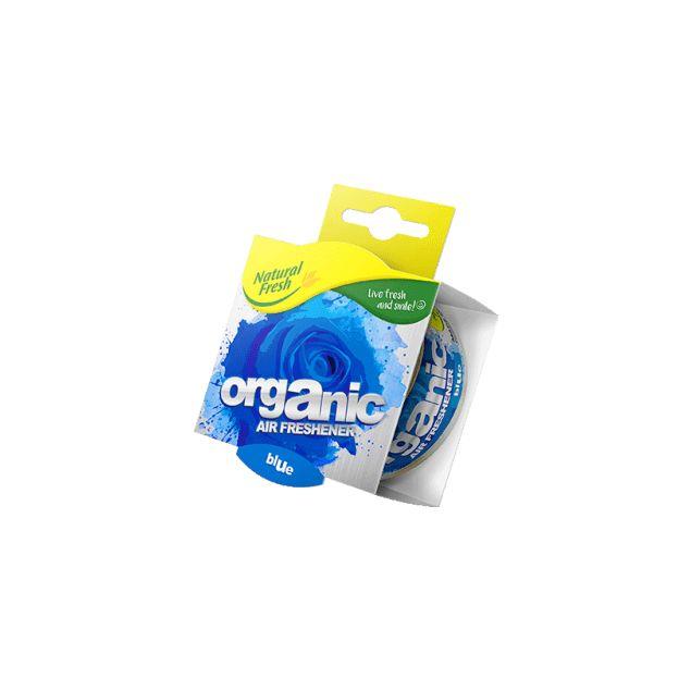 Ароматизатор Elix Organic Can PURE with Lid Blue - 1
