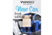 Ароматизатор Winso Fresh WOOD New Car - 1