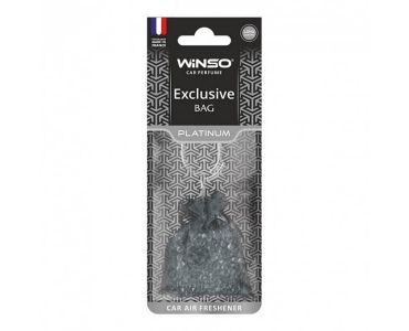 - Ароматизатор WINSO AIR BAG Exclusive Platinum -