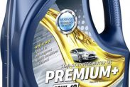 Масло моторное Neste Premium+ 10W-40 4л - 1